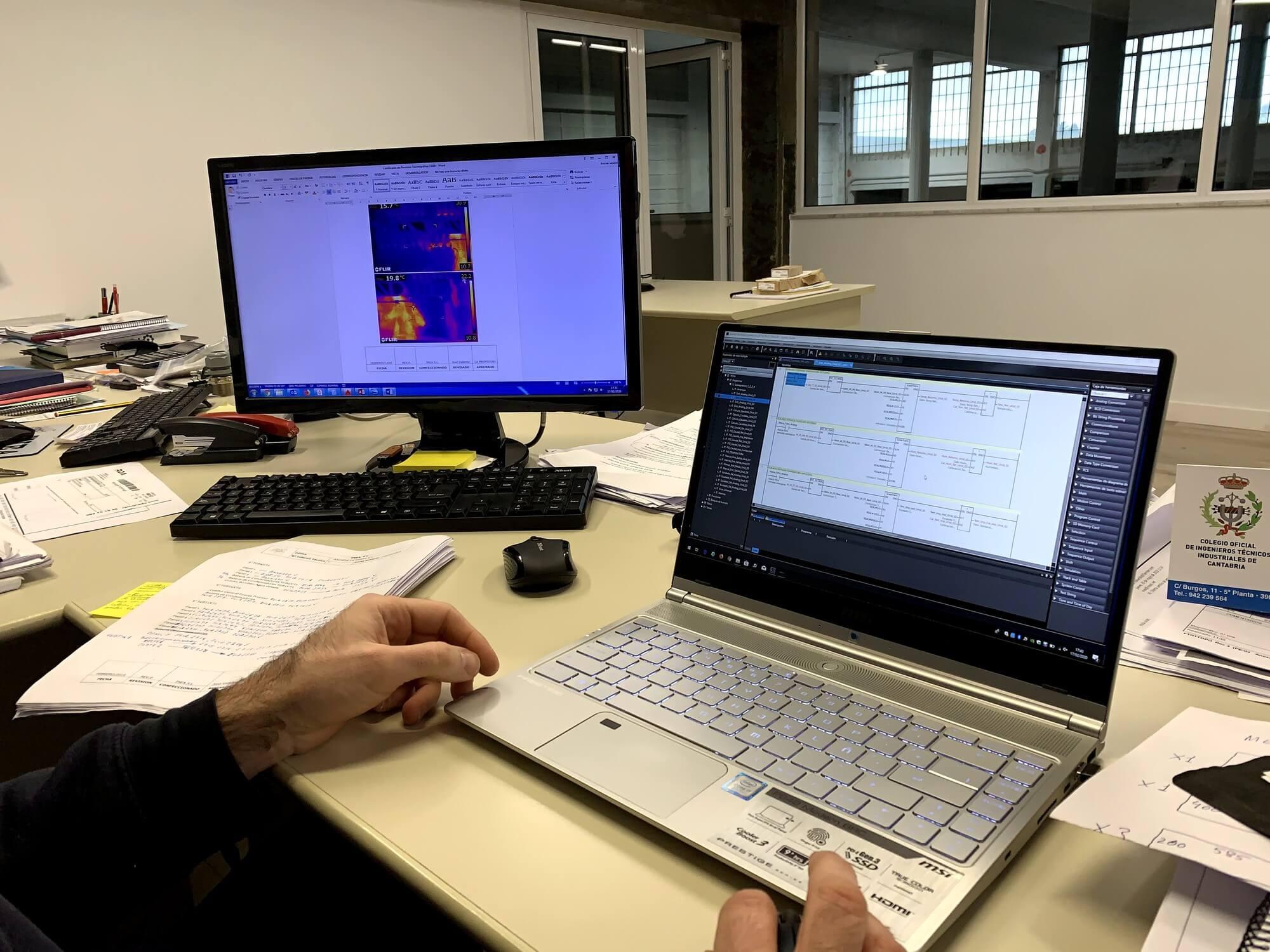 Laboratorio de calibración en Bilbao