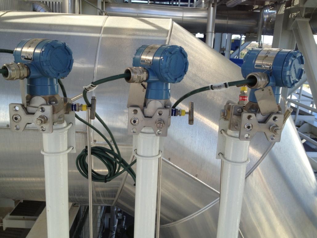Instrumentación industrial en Madrid