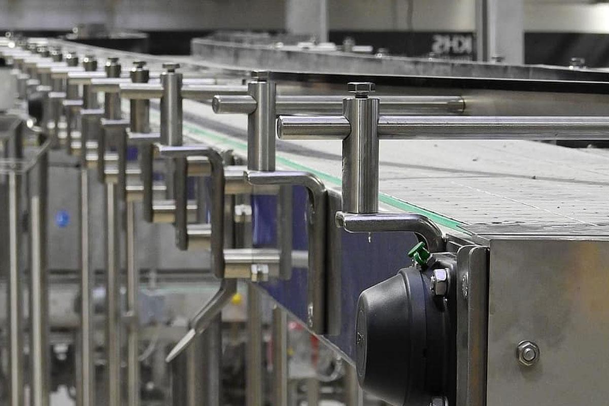 Automatización líneas de clasificación en Burgos