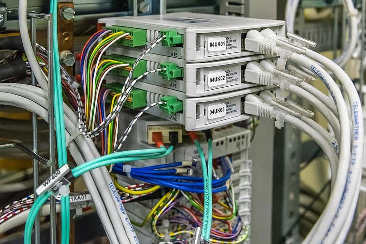 Automatización industrial en Palencia