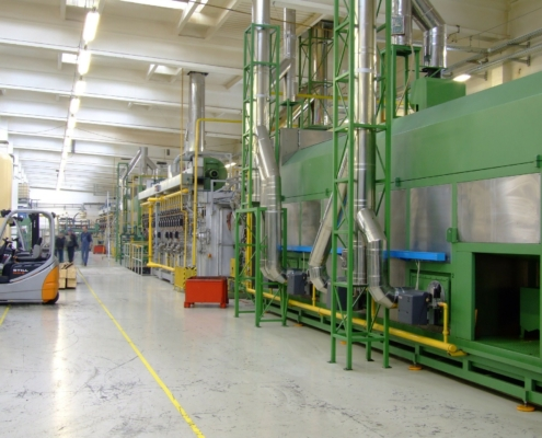 Instalaciones eléctricas industriales en Asturias