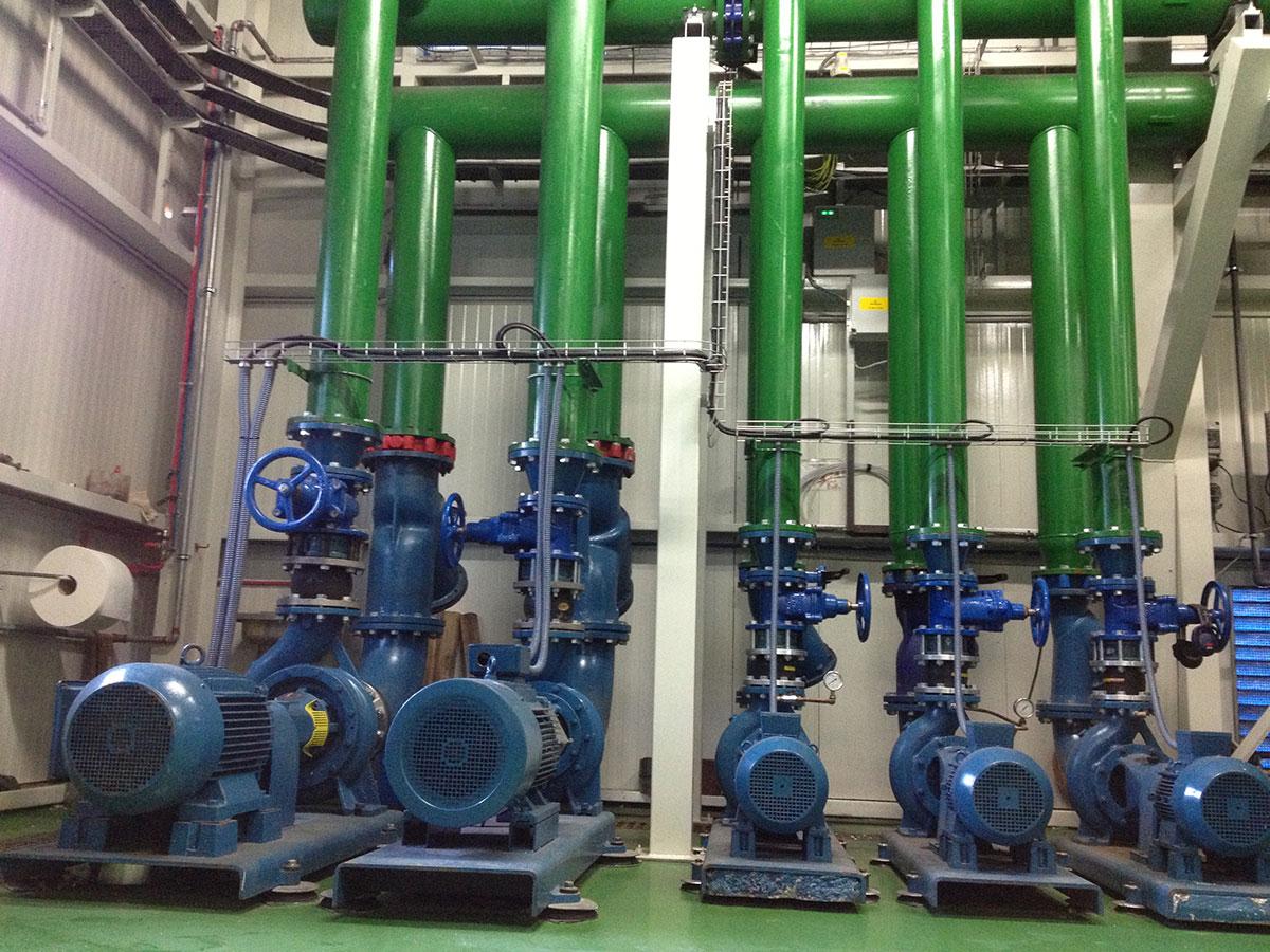 Instrumentación y regulación industrial en Burgos